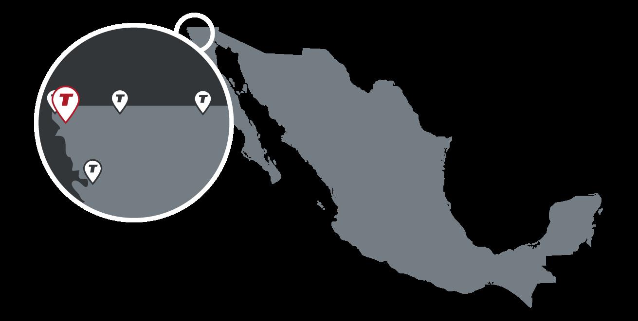 Los Rosarito Baja California Mexico