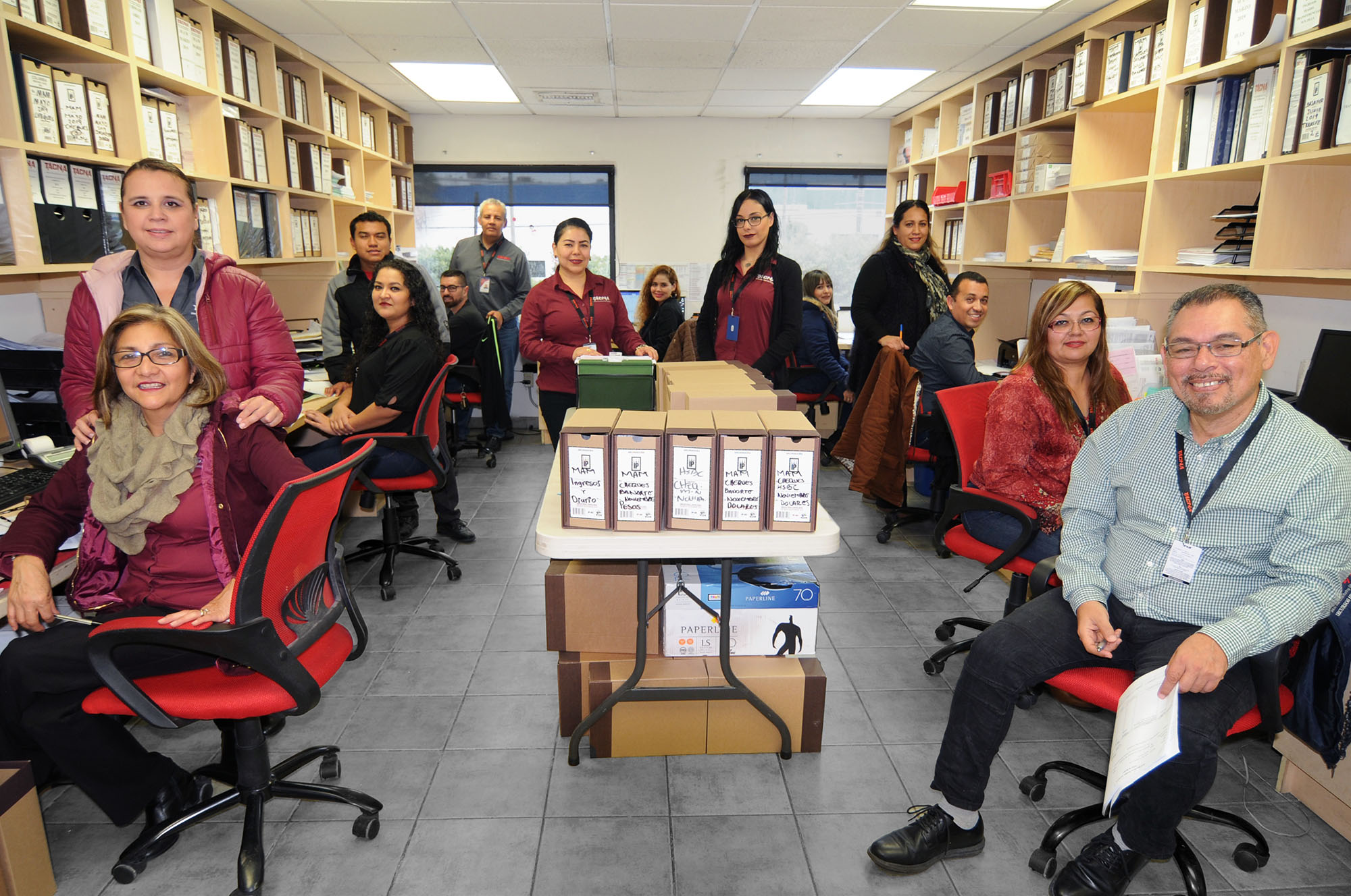 Accounting Team Mexico
