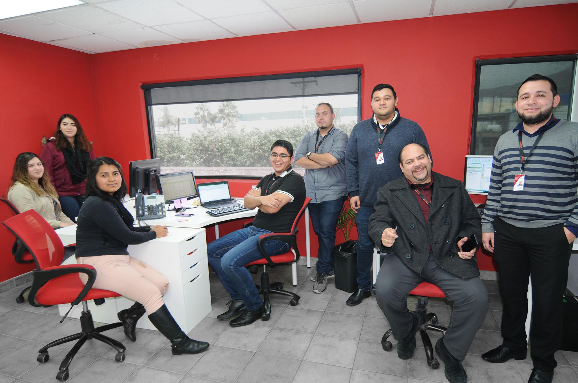 Inventory Team Mexico